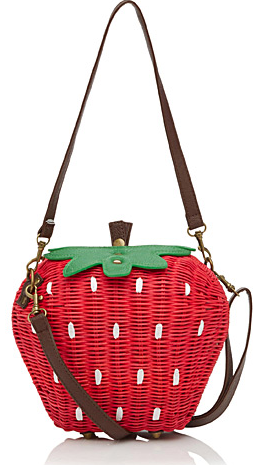 Simons Strawberry Bag -  Food Accessory