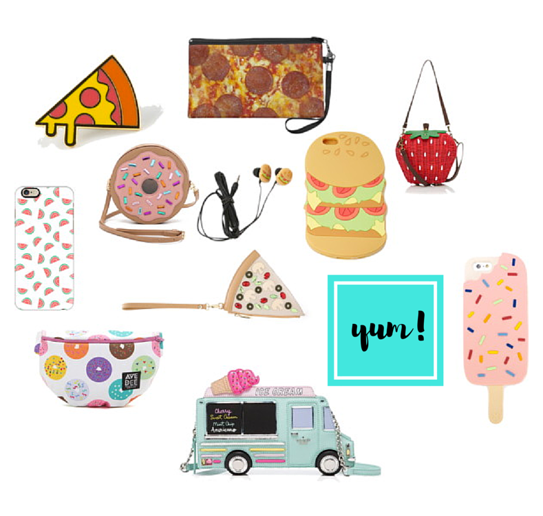 Accessories That Make Me Hungry